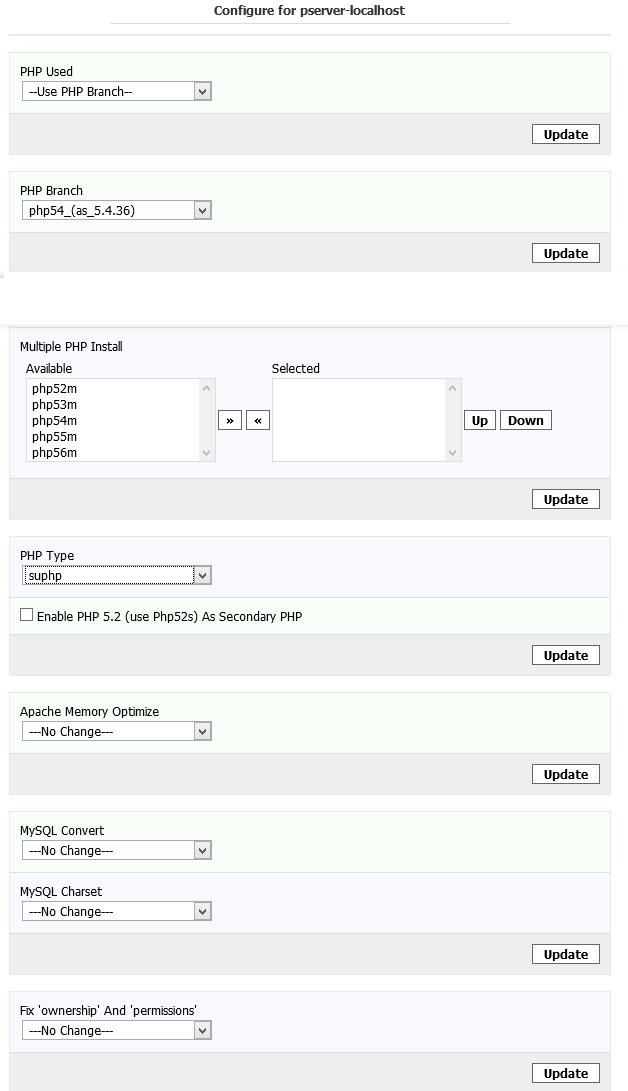 Kloxo-MR PHP