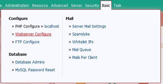 Kloxo-MR Basics