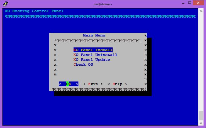 XOPanel Install