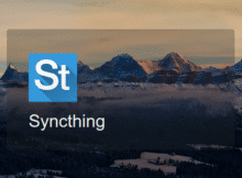Syncthing Server