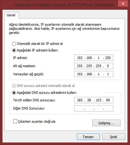 Pi-Hole Windows DNS