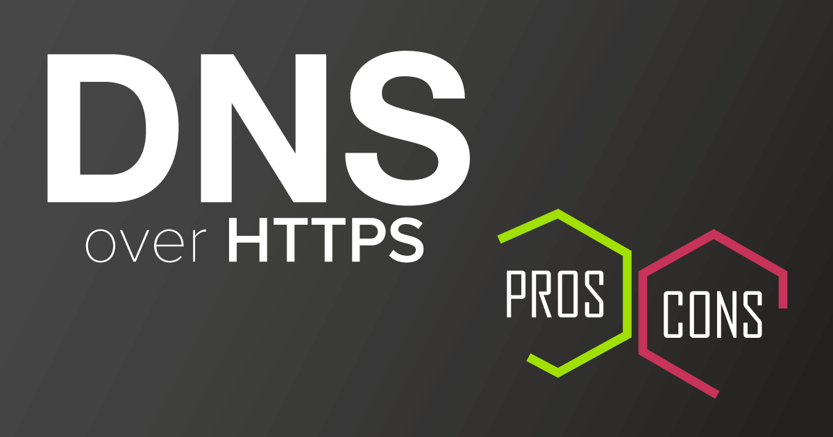 DNS over HTTPS
