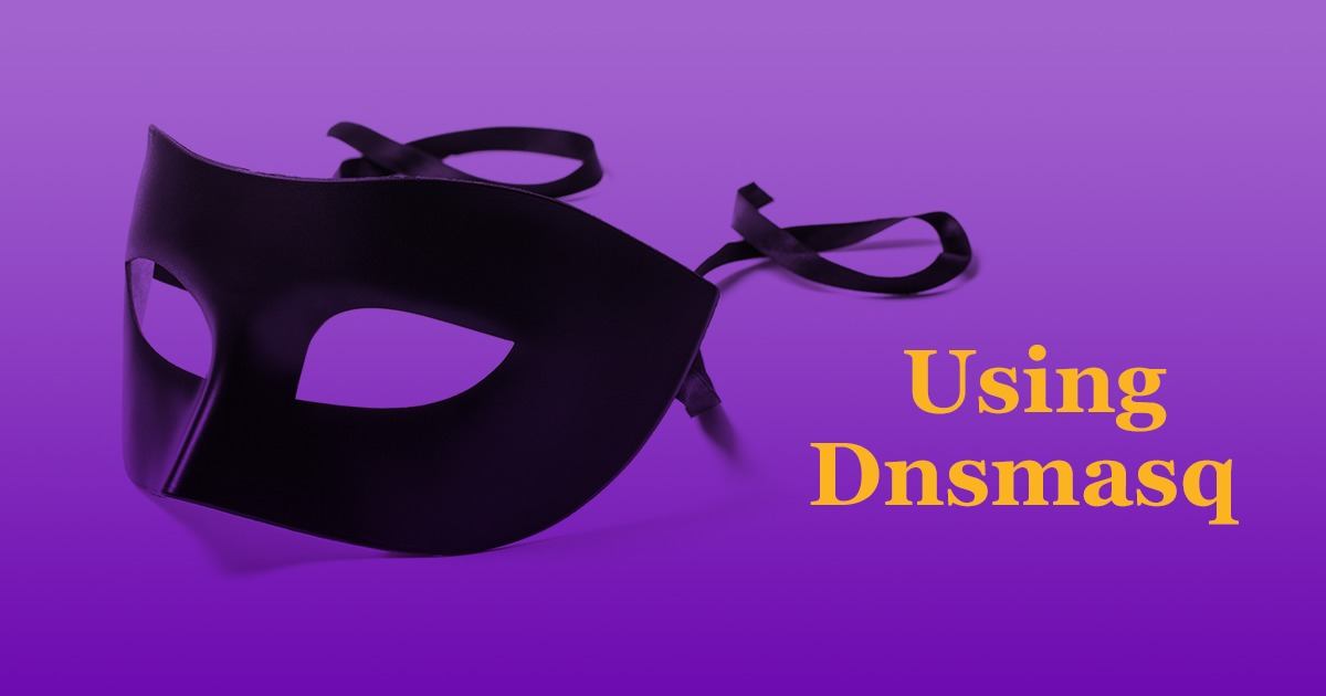 Dnsmasq İle DNS Çözümleme